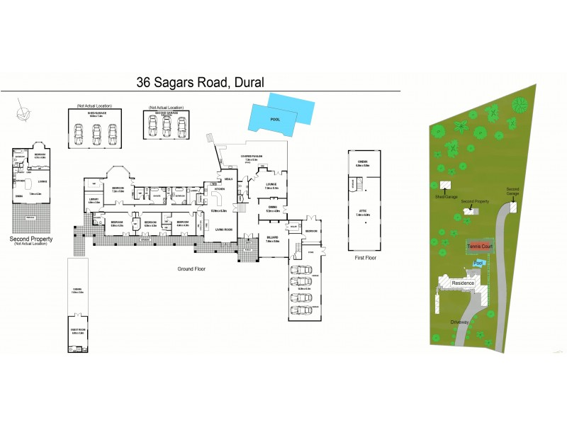 36 Sagars Road, Dural NSW 2158 Floorplan