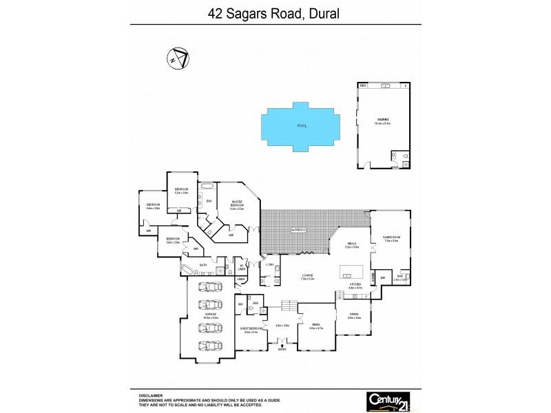 Dural NSW 2158 Floorplan