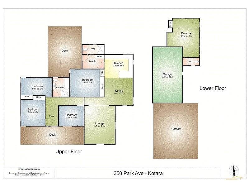 350 Park Avenue, Kotara NSW 2289 Floorplan