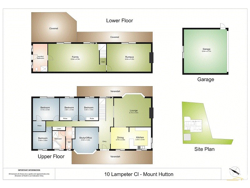 10 Lampeter Close, Mount Hutton NSW 2290 Floorplan