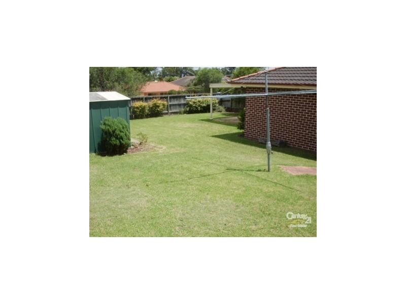 8 DONNA PLACE, Acacia Gardens NSW 2763