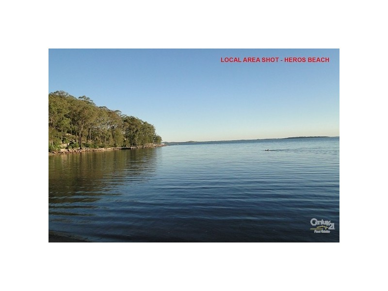 Lot 2925 Glen Innes Rd, North Arm Cove NSW 2324