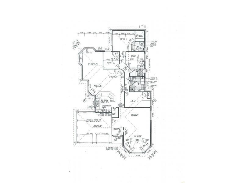 North Arm Cove NSW 2324 Floorplan