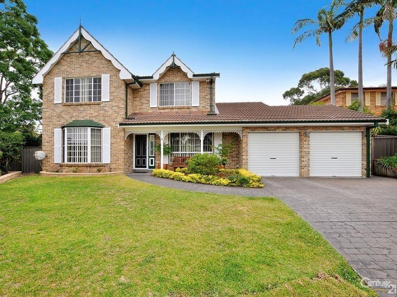 4 Florey Place, Barden Ridge NSW 2234