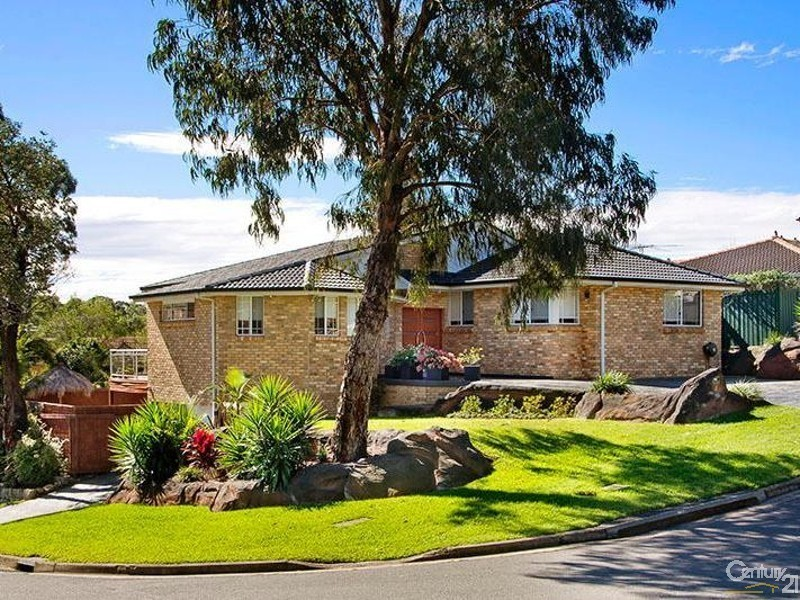 2 Cowper Place, Barden Ridge NSW 2234