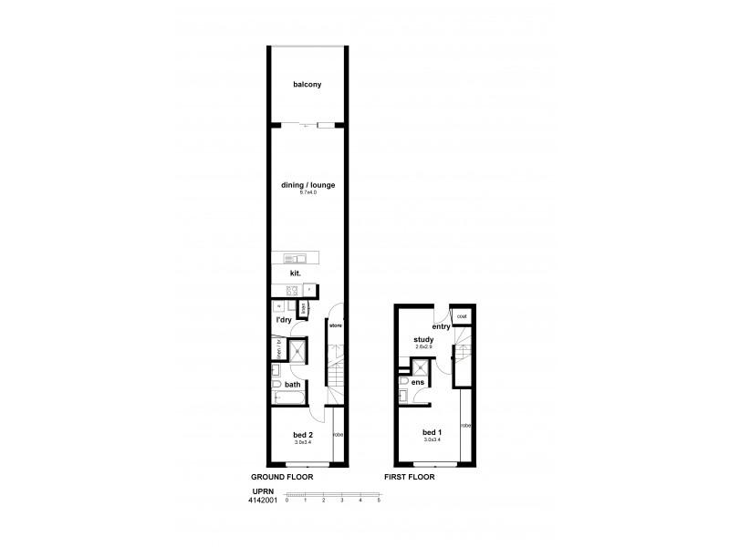 Botany NSW 2019 Floorplan
