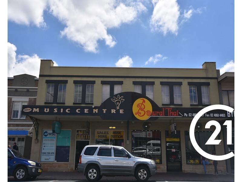 407 – 409 Units 8 + 9 Bong Bong Street, Bowral NSW 2576   CENTURY 21