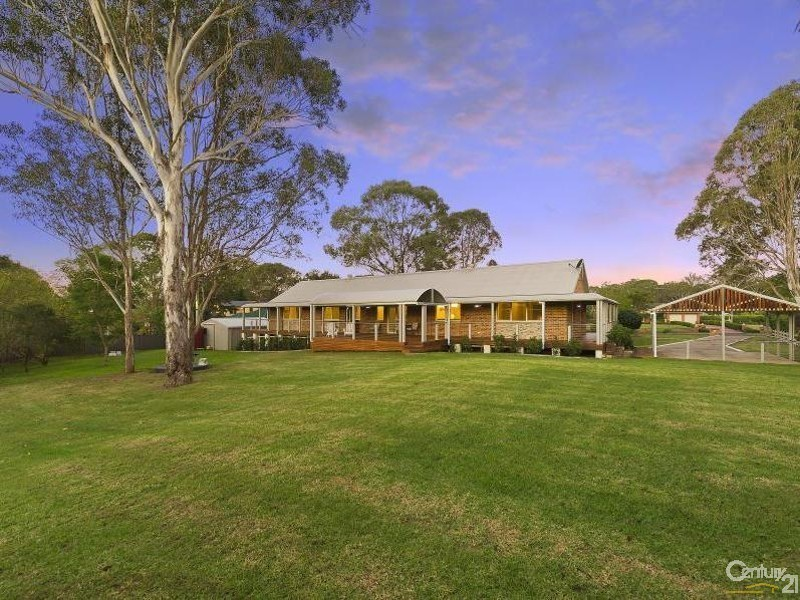 11 Kadiera Close, Wallacia NSW 2745