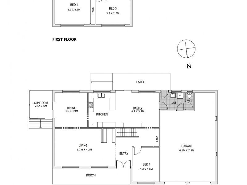 16 Ophir Street, Orange NSW 2800 Floorplan