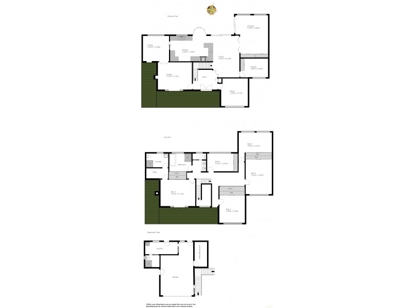 74 Cranbrook Park Rd, Little Hartley NSW 2790 Floorplan