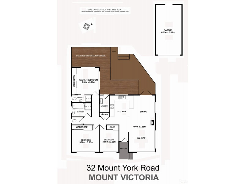 32 Mount York Rd, Mount Victoria NSW 2786 Floorplan