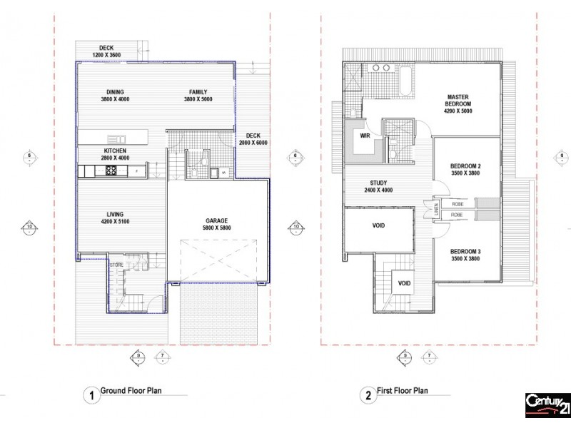 33 Seaside Circuit (LOT 6), Caves Beach NSW 2281 Floorplan