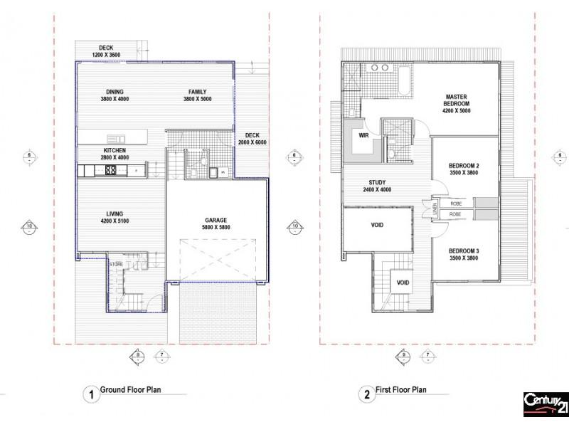 11 Village Grove, Caves Beach NSW 2281 Floorplan