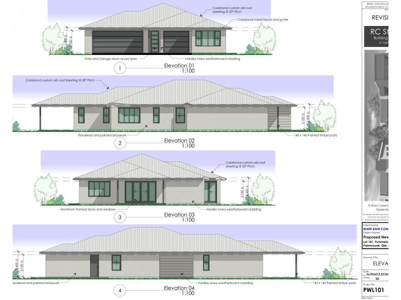 lot 101 Pummelo Circuit (Habitat Palmwoods.), Palmwoods QLD 4555