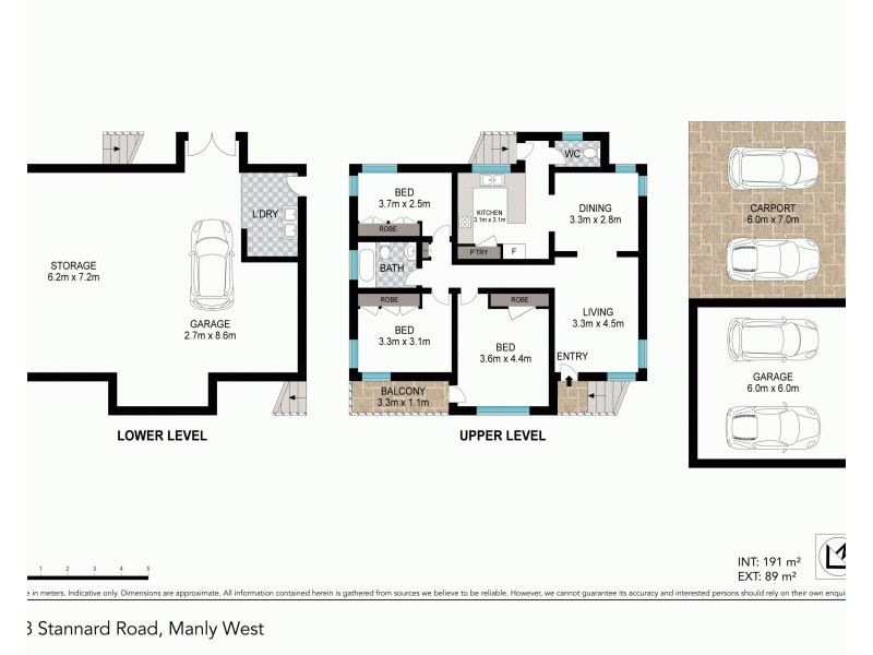 28 Stannard Road, Manly West QLD 4179 Floorplan