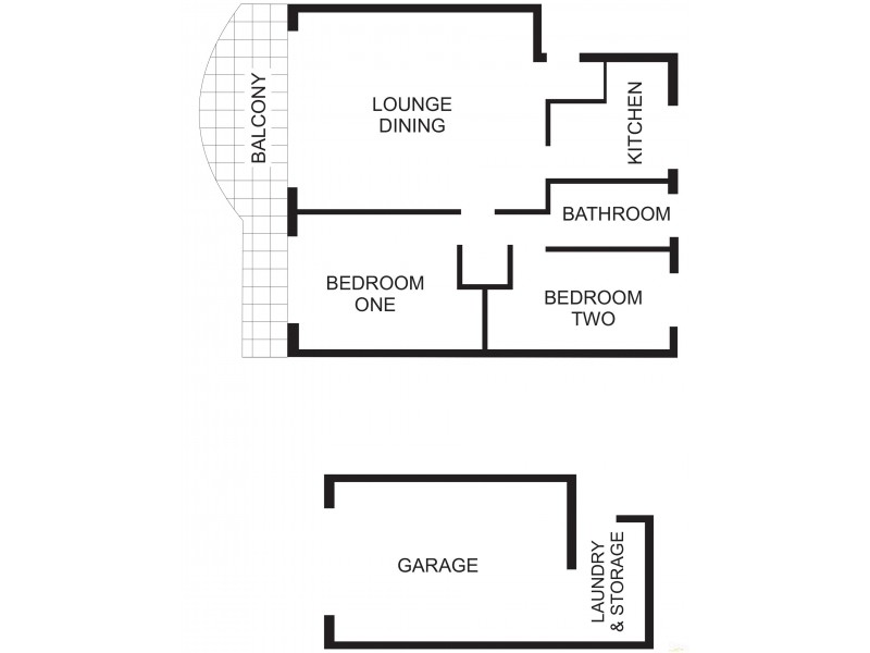 Tweed Heads NSW 2485 Floorplan