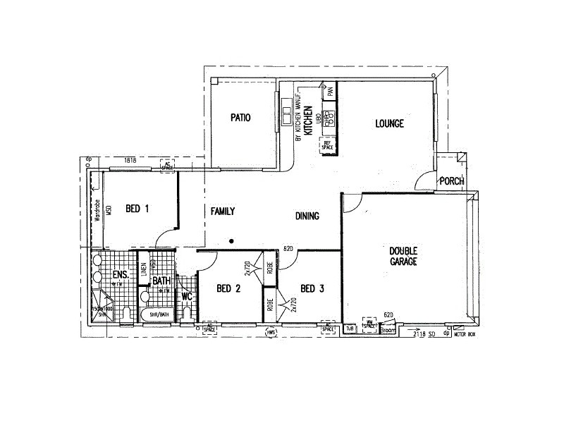 30 Currawinya Court, Bushland Beach QLD 4818 Floorplan