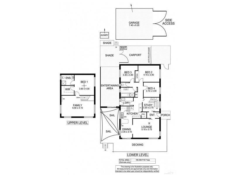 10 Kooraweera Street, Hallett Cove SA 5158 Floorplan