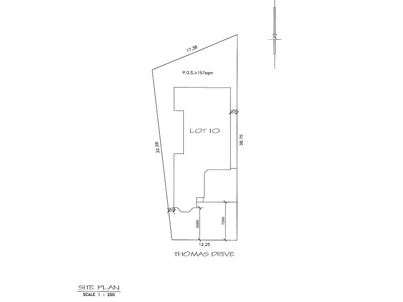 Lot 10 Thomas Terrace continuation of Cassia Crt, Aberfoyle Park SA 5159
