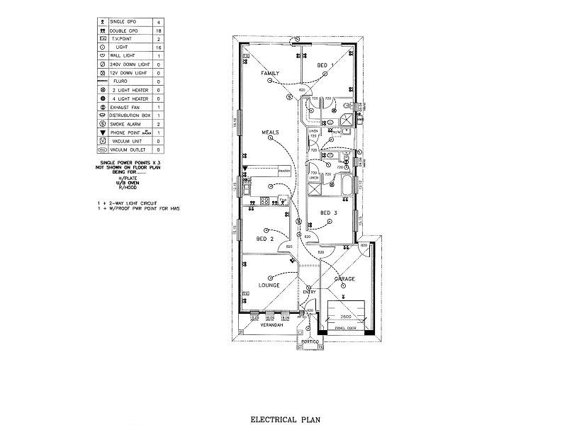 Lot 11 Thomas Terrace continuation of Cassia Crt, Aberfoyle Park SA 5159