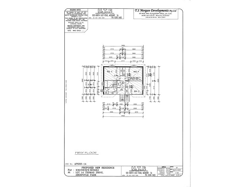 Lot 14 Thomas Terrace, continuation of Cassia Court, Aberfoyle Park SA 5159