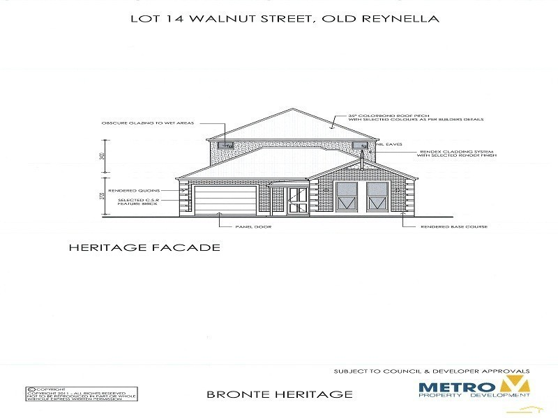 Lots 14-18 Walnut Street, Old Reynella SA 5161