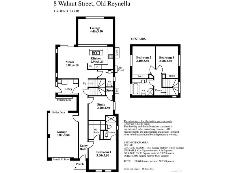 Lots 14-18 Walnut Street, Old Reynella SA 5161 Floorplan