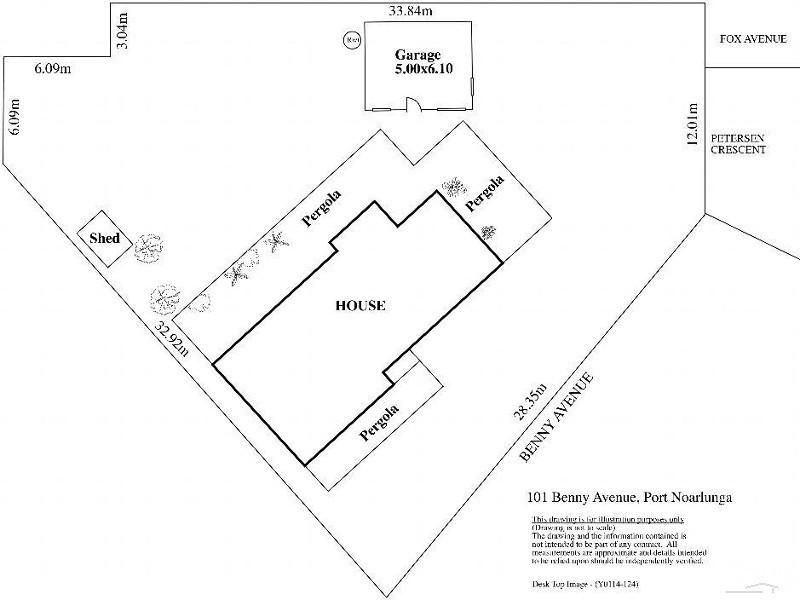 101 Benny Avenue, Port Noarlunga SA 5167