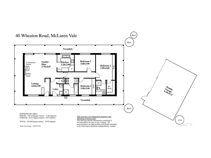 40 Wheaton Road, Mclaren Vale SA 5171 Floorplan