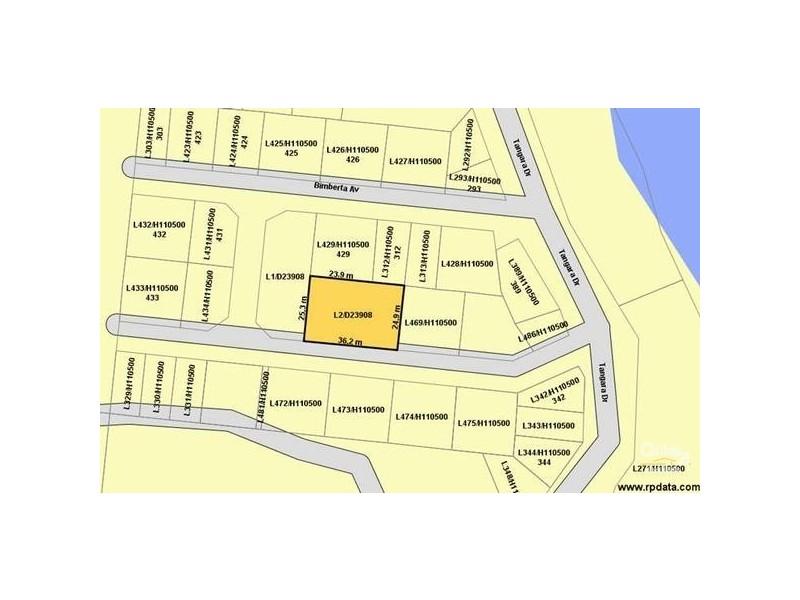 Lot 2 Moreander Drive, American River SA 5221