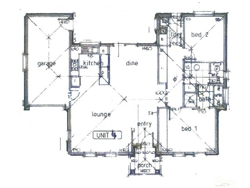 4/4 Bagot Street, Wallaroo SA 5556 Floorplan