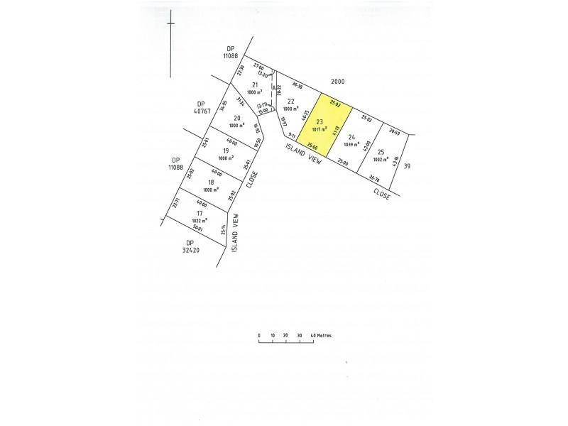Lot 23 Island View Close, Cape Jervis SA 5204 Floorplan