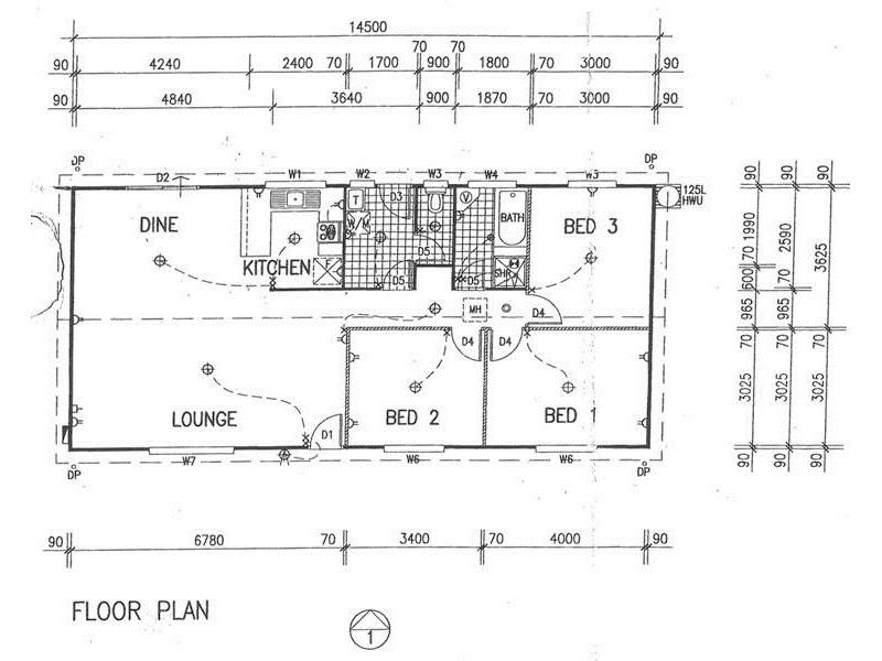 Lot 111 Seaview Close, Cape Jervis SA 5204 Floorplan