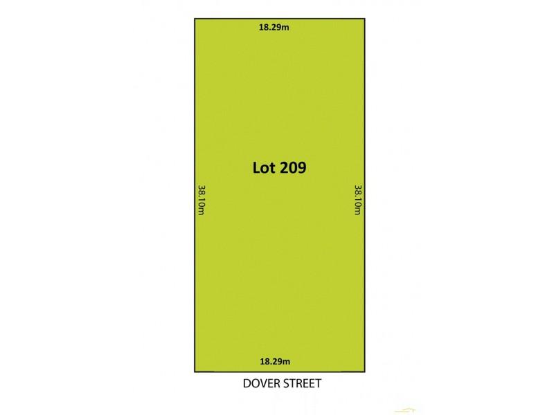 12 Dover Street, Aldinga Beach SA 5173 Floorplan
