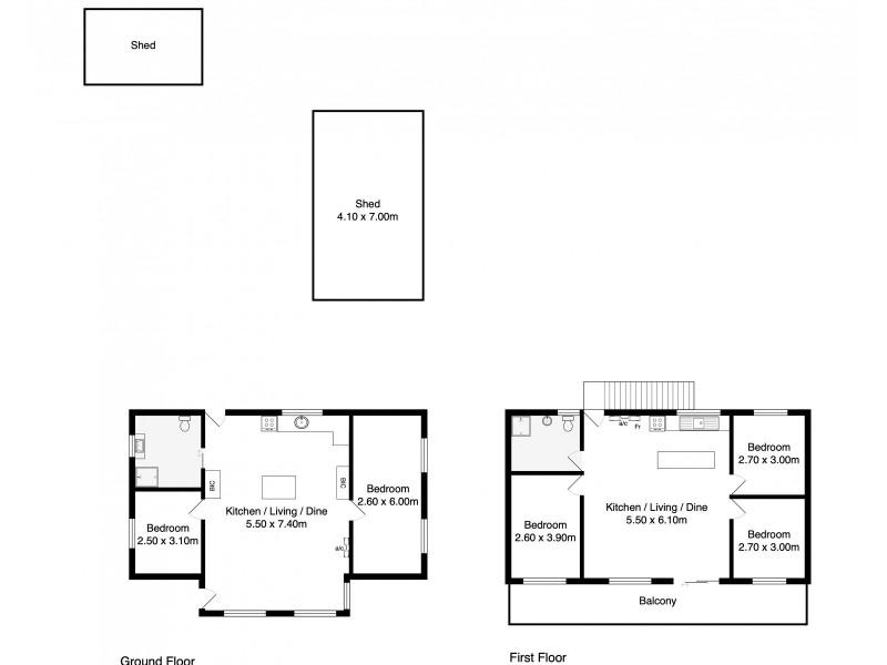 50 Whinnerah Avenue, Aldinga Beach SA 5173 Floorplan