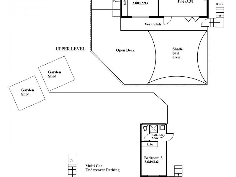 68 Dover Street, Aldinga Beach SA 5173 Floorplan