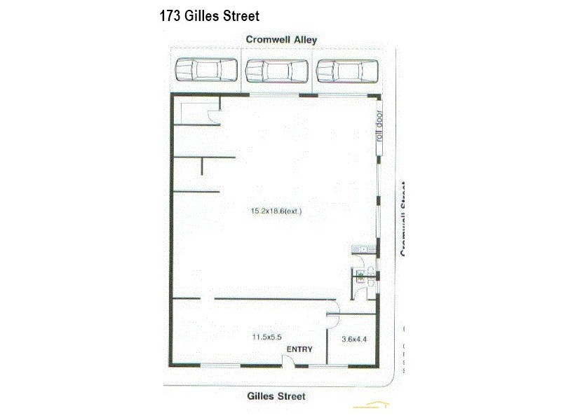 173 Gilles Street, Adelaide SA 5000 Floorplan