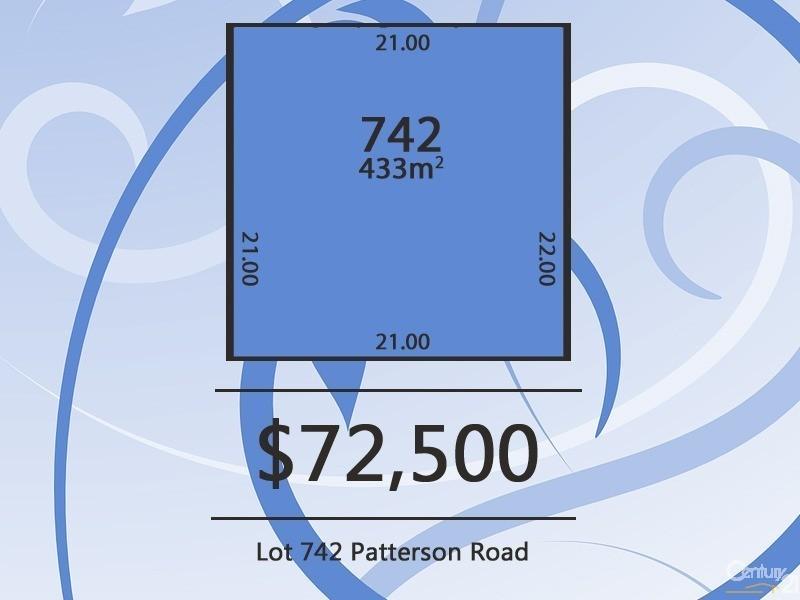 Lot 742 Patterson Road, Elizabeth Park SA 5113