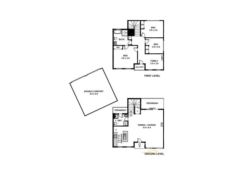 1/13-17 Burton Road, Salisbury SA 5108 Floorplan