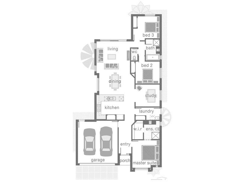 106 Coventry Road, Davoren Park SA 5113 Floorplan