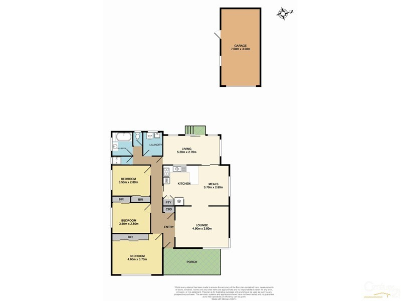 65 Herald Street, Cheltenham VIC 3192 Floorplan