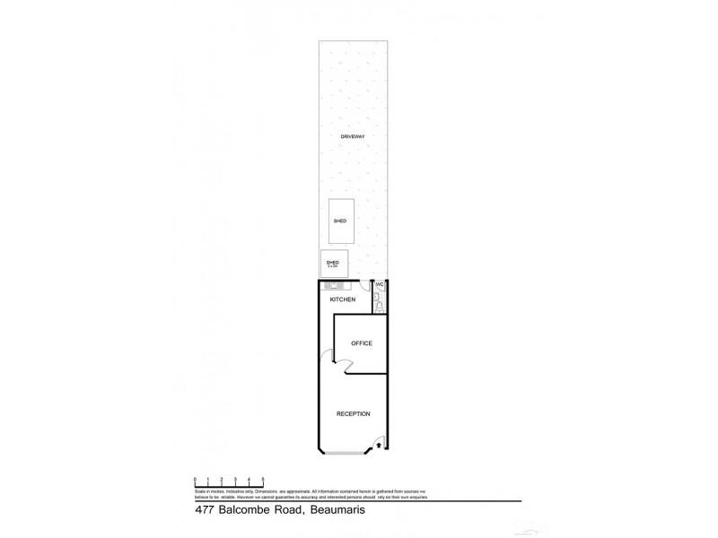 477 Balcombe Road, Beaumaris VIC 3193 Floorplan