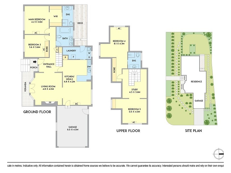 7 Wells Road, Beaumaris VIC 3193 Floorplan