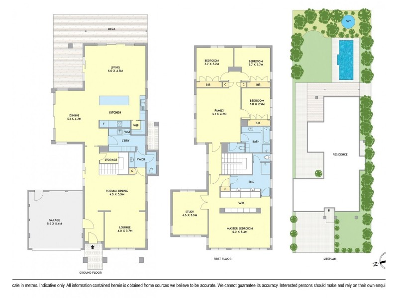 12 Summerhill Road, Beaumaris VIC 3193 Floorplan