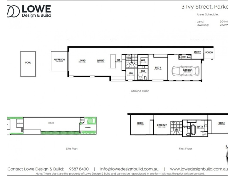 3a Ivy Street, Parkdale VIC 3195 Floorplan