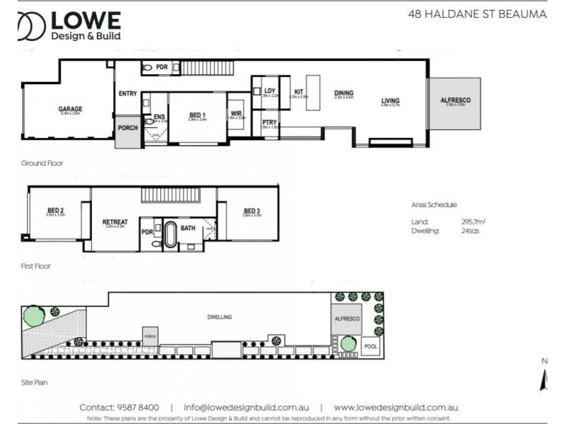 48a Haldane Street, Beaumaris VIC 3193 Floorplan