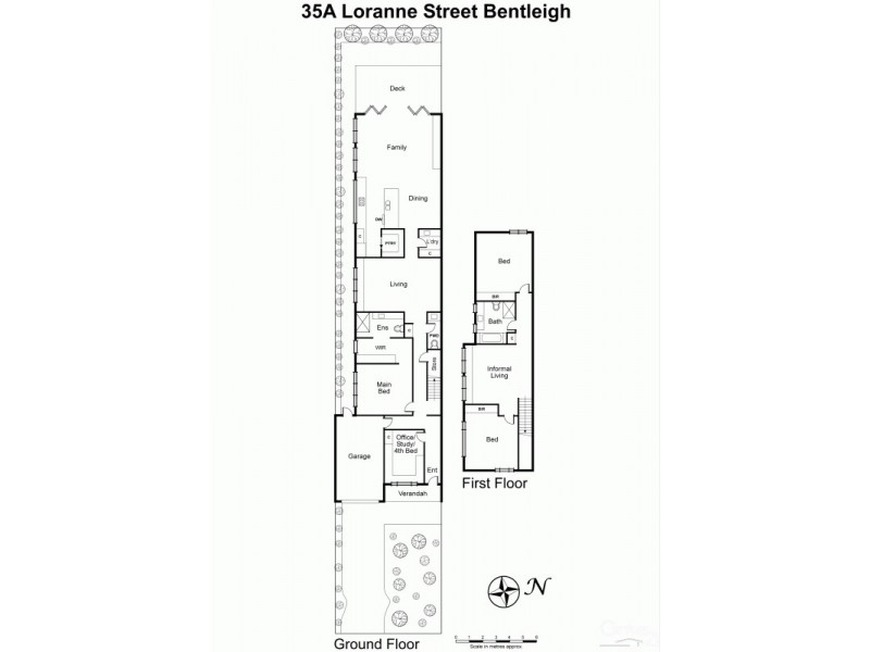 35A  Loranne Street, Bentleigh VIC 3204 Floorplan