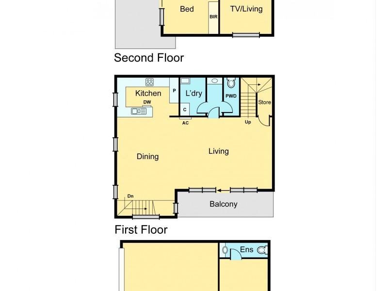 97 Nicholson Street, Mckinnon VIC 3204 Floorplan