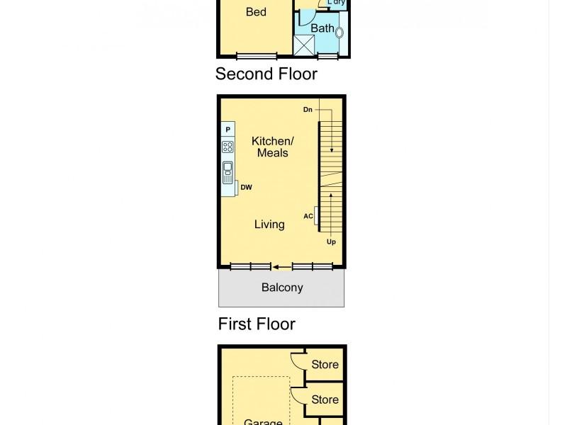 99 Nicholson Street, Mckinnon VIC 3204 Floorplan