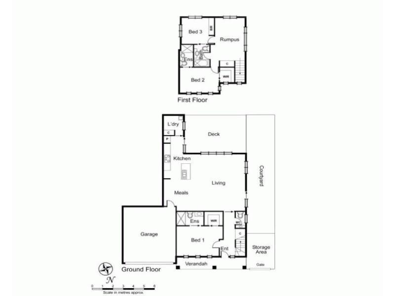 48 Lesden Street, Bentleigh East VIC 3165 Floorplan